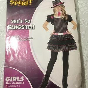 🆕 She's So Gangster, Girl's Medium 8-9